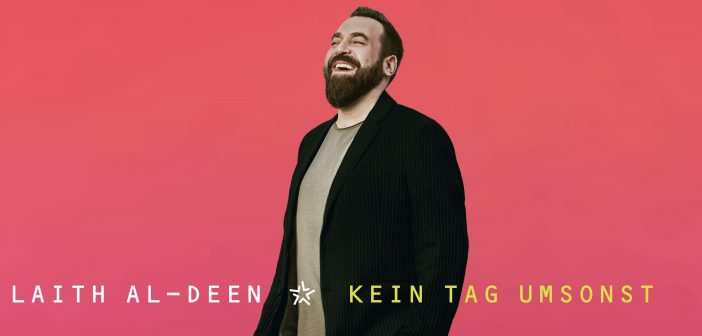 Laith Al -Deen ....CD Cover Freigegeben von earMUSIC … Fotocredit: Chris Gonz